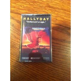 "Johnny Hallyday ""quelque part un aigle"""