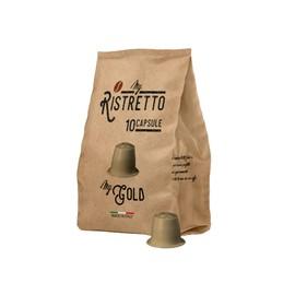 100 Capsules De Café Compatible Nespresso ? Nespresso 100 X Dosettes / Capsules De Café Nespresso Café Mygold? 100 Capsules Compatibles Nespresso Myristretto