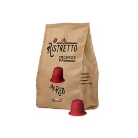100 Capsules De Café Compatibles Nespresso Nespresso 100 X Dosettes / Capsules De Café Nespresso Café Myred 100 Capsules Compatibles Nespresso Myristretto