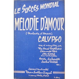 MELODIE D'AMOUR / CALYPSO
