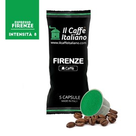 100 Capsules De Café Compatibles Nespresso Nespresso 100 X Dosettes / Capsules De Café Nespresso Café Firenze 100 Capsules Compatibles Nespresso Il Caffè Italiano