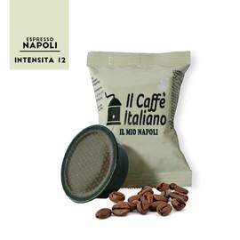 100 Capsules Compatibles Lavazza A Modo Mio 100 Capsules De Café Napoli Compatibles Machine À Café Lavazza A Modo Mio 100 Capsules Machine À Café Lavazza Compatibles Il Caffè Italiano