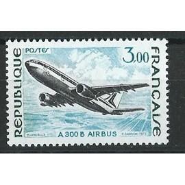 """Série grandes réalisations """"A 300 B Airbus"""" n° 1751"""