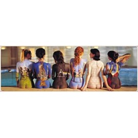 Pink Floyd Poster de porte - Back Catalogue (53x158 cm)