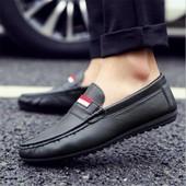 Moccasin Homme Extravagant Qualité SupéRieure Chaussure Anti-Glissement Plus De Couleur 38-44 mH85NT0AH