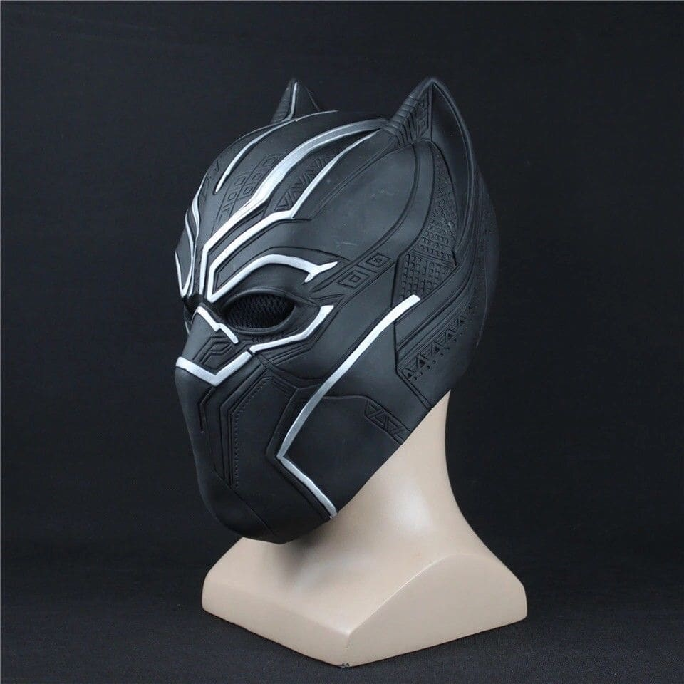 qingtianlove Halloween Super Venom Latex Masque Casque Cosplay Accessoire Partie Taille Adulte