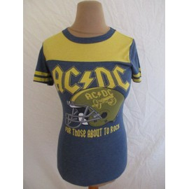 T-shirt ACDC Taille M à - 55%