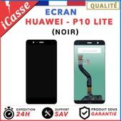 Ecran Complet Pour Huawei P10 Lite Vitre Tactile Ecran Lcd Noir 7f570768a9b5