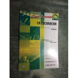 La Cucaracha partition pour ensemble matériel Cappelari éditions Carisch