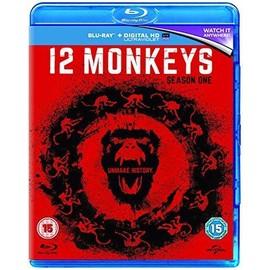 12 Monkeys Season 1 Blu Ray 2014