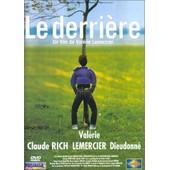 Le Derri�re - Edition Belge de Val�rie Lemercier