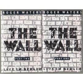 ROGER WATERS ( PINK FLOYD ) - THE WALL - LIVE IN BERLIN 1990 (PART 1 & 2)