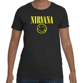 T-shirt Femme Nirvana Logo