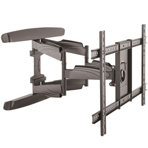 Startech flat screen tv wall mount - full motion - heavy duty steel - supports 32 to 70in led/lcd flat panel tvs up to 99 lb (45kg) - for vesa mount compliant tvs - full-motion adjustment (FPWARTB2)