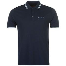 Pierre Cardin Polo T-Shirt Classique Top Manche Courte Hommes