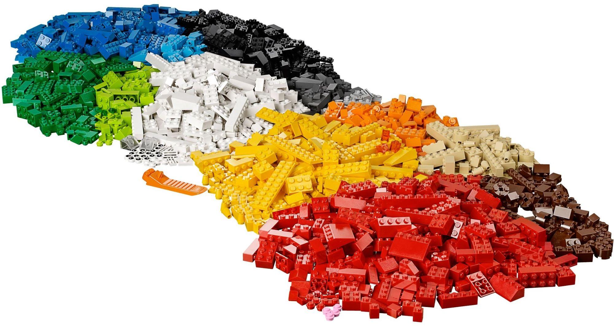 Lot De Pièces Lego En Vrac 1 Kg Lego Rakuten