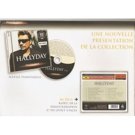 JOHNNY HALLYDAY / PUB DANS COLLECTION MASTERSERIE