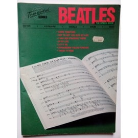 BEATLES - THE GREEN BOOK