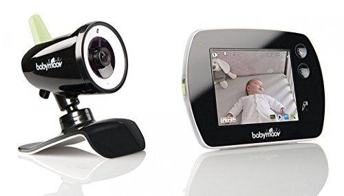 Babyphone Touch Screen Babymoov