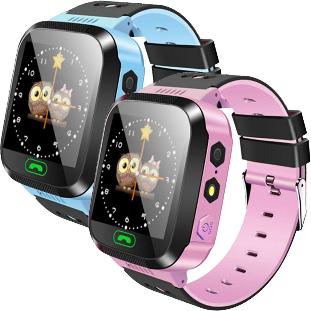 1 Pc Enfants Montre Smart Watch Montre-Bracelet Étanche Bébé Montre Avec Télécommande Caméra Sim Appels Cadeau Pour Enfants Pk Dz09 Gt08 A1 Smartwatch