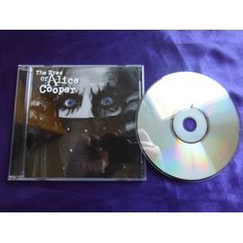 Alice Cooper The eyes of Alice Cooper CD USA Pochette avec les yeux bleus
