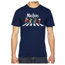T-shirt the masters beatles parodie