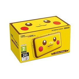 Image 2209749 New 2ds Xl Console Pikachu Edition