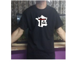T-shirt indochine 13 tour modele 1
