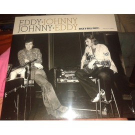 NEUF SCELLE JOHNNY HALLYDAY EDDY MITCHELL 33 TOURS ROCK N ROLL PART.1