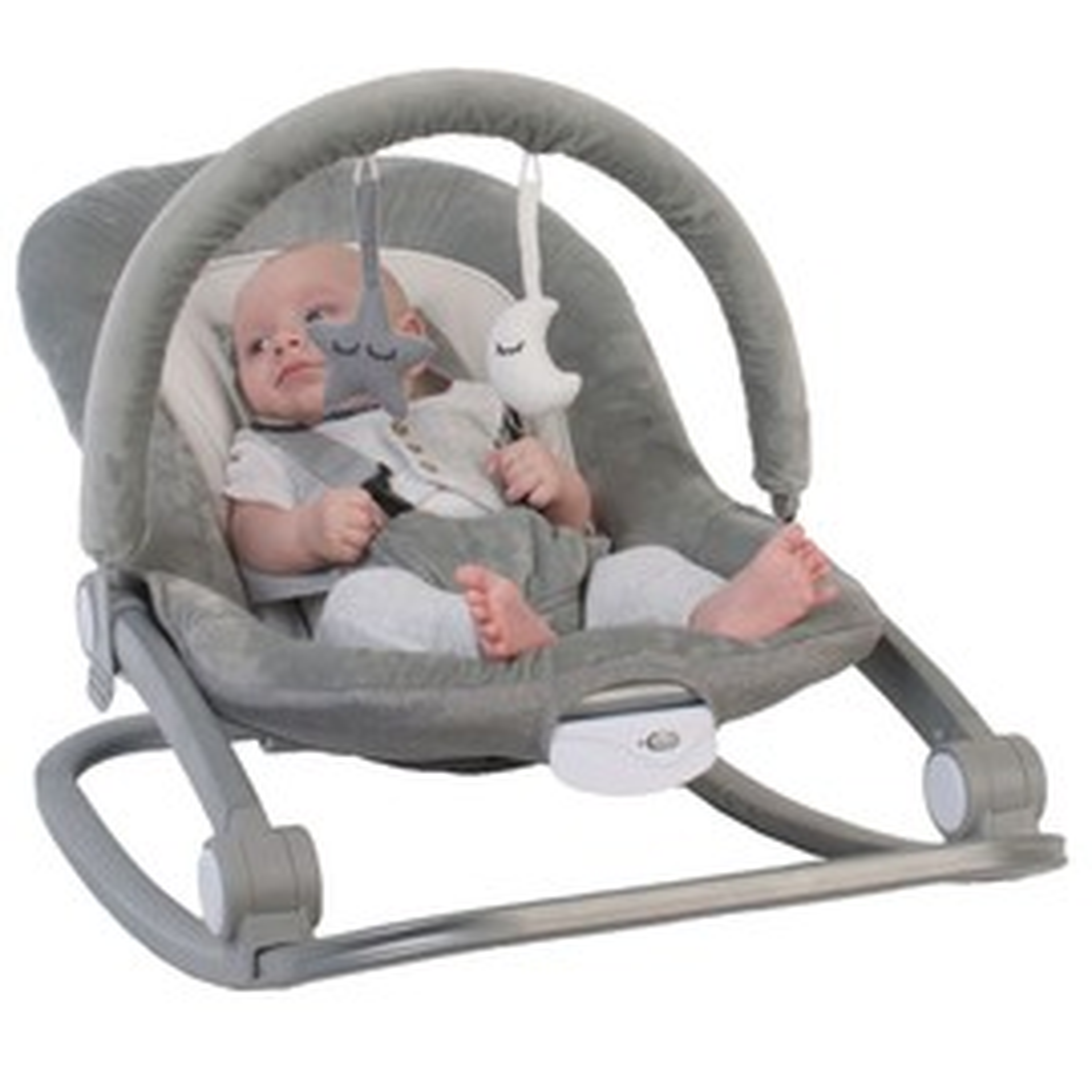 Bo Jungle Stérilisateur pour biberon de bébé enfant B-Microwave Blanc