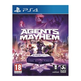 Image Agents Of Mayhem Day One Ps4