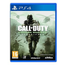 Image Call Of Duty Modern Warfare Remastered Ps4