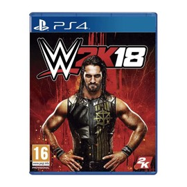 Image Wwe 2k18 Ps4