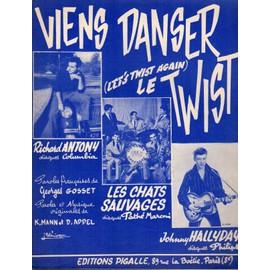 Viens danser le twist (Let's twist again) 1961 Johnny Hallyday