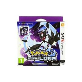 Image 2238049 3ds Pokemon Ultra Luna + Steelbook