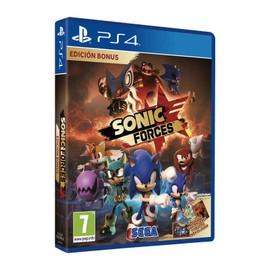 Image Sonic Forces Bonus Edition Ps4