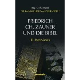 Friedrich Ch. Zauner und die Bibel