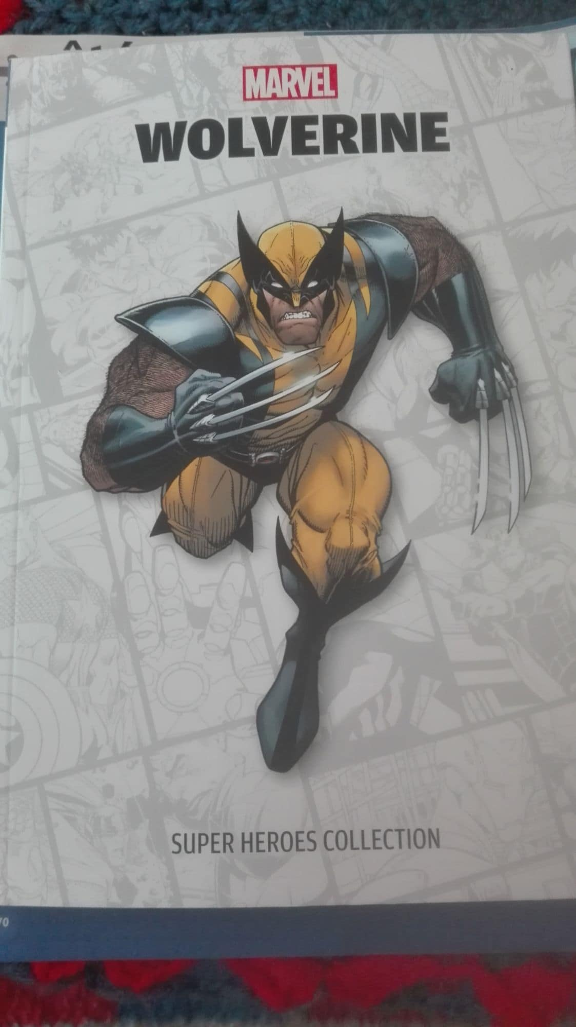 Marvel Super Heroes Collection - Wolverine