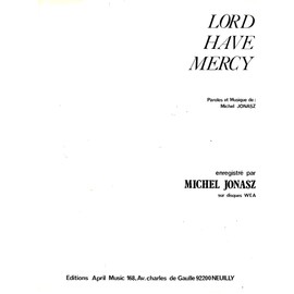 Lord Have Mercy. Michel Jonasz. A 26