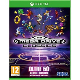 Image 1027203 Xbox One Sega Megadrive Classics