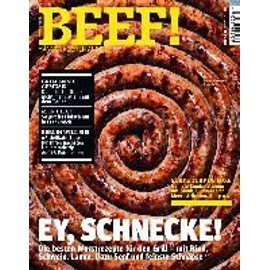 BEEF! Heft 04/2018 - Für Männer mit Geschmack