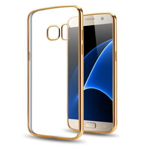 Coque Samsung S7, WELKOO® Coque Samsung Galaxy S7 en silicone ...