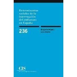 Determinantes sociales de la interrupción del embarazo en España - Collectif