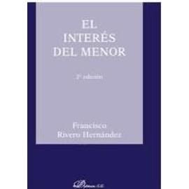 El interés del menor - Francisco Rivero Hernández