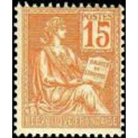 Mouchon Type II 15 c oran