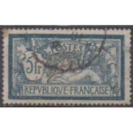 France: Timbre type Merson émis en 1900, N°123.