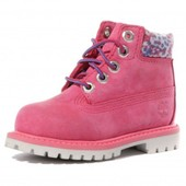 timberland fille rose pas cher