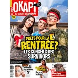 Okapi 1073 (01/09/2018) : Prêts pour la rentrée ? Les conseils des survivors