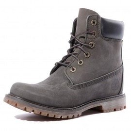 6 In Premium Femme Boots Gris Timberland