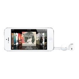 Apple iPhone 5 64 Go Blanc et argent